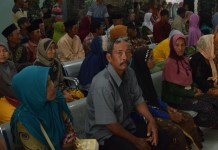 Warga pasien pengobatan gratis (Foto Istimewa/Nusantaranews)