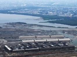 Proyek reklamasi teluk Jakarta dinilai hanya akan menenggelamkan Jakarta sendiri. (Foto: Antara)