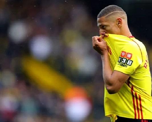 Talenta muda asal Brasil dan pemain klub Watford (Premier League), Richarlison. Foto: Getty