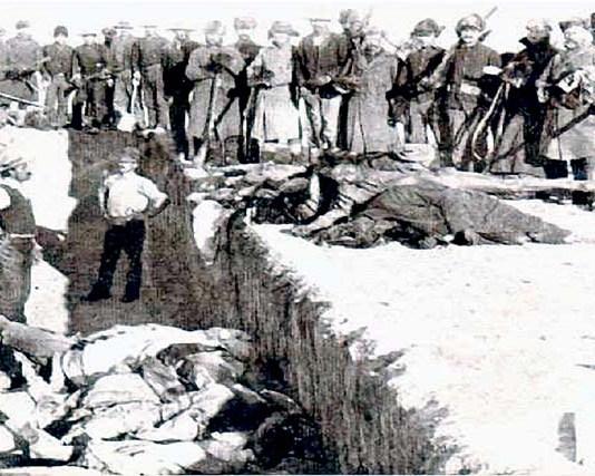 Image Gubernur John Winthrop menyerukan sebuah hari resmi untuk merayakan pembantaian lebih dari 700 orang Indian Suku Pequot./Image caribflame.com
