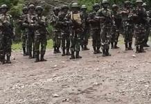 Tim Operasi Pembebasan Warga Papua (Istimewa/Nusantaranews)