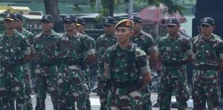 Yonarmed 8 (Foto Istimewa/Nusantaranews)