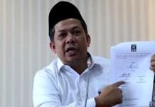 Wakil Ketua DPR RI, Fahri Hamzah. Foto: Timyadi