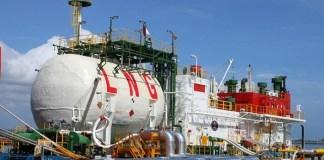 Gas LNG Tangguh. Foto: Dok. Tribunnews.com