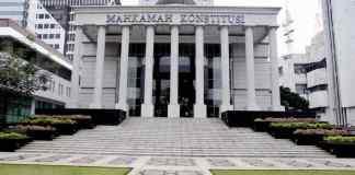 Gedung Mahkamah Konstitusi (MK). Foto: Detikcom