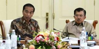 Presiden Joko Widodo dan Jusuf Kalla. Foto: Dok. Deputi Bidang Protokol, Pers, dan Media Sekretariat Presiden