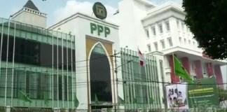 Kantor DPP PPP di Jalan Diponegoro Nomor 66, Menteng, Jakarta Pusat. Foto: KompasTV
