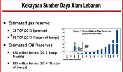 Sumber Daya Alam Lebanon