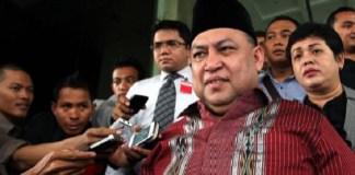 Mantan Koruptor Mochtar Muhammad dijadikan Calon Walikota Bekasi. Foto: Dok. Tribunnews