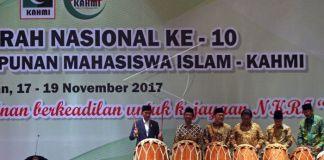 Munas KAHMI (Foto Istimewa/Nusantaranews)