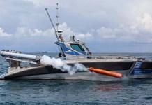 USV Multi Misi Seagull/Elbit Systems
