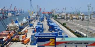 Pelabuhan Tanjung Priok. Foto: joc.com