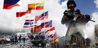 Pertahanan di kawasan Asia Tenggara (ilustrasi). Foto: Dok. NusantaraNews