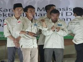 Badan Eksekutif Mahasiswa Keluarga Besar Mahasiswa Universitas Islam Assafiyah (BEM KBM UIA). Foto: Istimewa