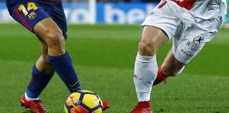 Lutut pesepakbola