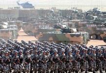 Tentara Pembebasan Rakyat (PLA) Cina/Foto: sputnik