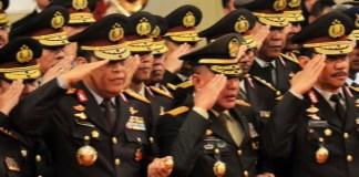 Para Perwira Tinggi (Pati) Polri disebut memiliki kompetensi berbeda dengan eksekutif.