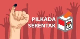Pilkada Serentak Tahun 2018. Foto: Ilustrasi/Ist/NusantaraNews