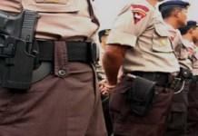Penggunaan senjata api oleh polisi sudah terlalu banyak masalah. Foto: Rasudo