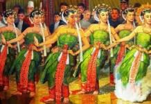 Tari Bedhaya Ketawang. Foto: Dok. Ayo Nguri-Uri Budaya Jawa