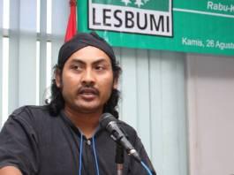 Budayawan Indonesia, Zastrouw Al Ngatawi. Foto: Dok. Lesbumi