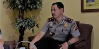 Kapolsek Parungkuda, Kompol Nusirwan. Foto: tribratanewspolressukabumi.com