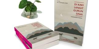 Di Kaki Langit Gurun Sinai (Cover). Ilustrasi Foto: AS/Istimewa/ NusantaraNews