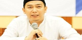 Ketua Umum PB PMII, Agus Mulyono Herlambang mengutuk dan mengecam keras terjadinya penyerangan oleh oknum yang tidak dikenal kepada Jamaah gereja St. Lidwena, Sleman, Yogyakarta. (Foto: Dok. Pribadi)