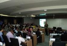 Seminar bertajuk HR Meets IT: A Case Study, Big Data, and Artificial Intelligence in Human Resources Management, pada Kamis (22/2/2018) di SBM Institut Teknologi Bandung, kampus Jakarta.