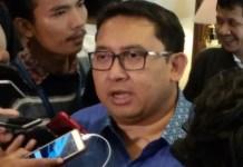 Wakil Ketua Dewan Perwakilan Rakyat (DPR) RI Fadli Zon. (Foto: NUSANTARANEWS.CO/Achmad S.)