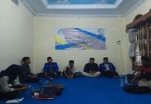 Sekretariat Pergerakan Mahasiswa Islam Indonesia (PMII) DKI Jakarta. (Foto: Robiatul Adawiyah)