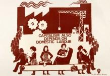 Perempuan dan Kapitalisme (Ilustrasi). Foto: Pinterest