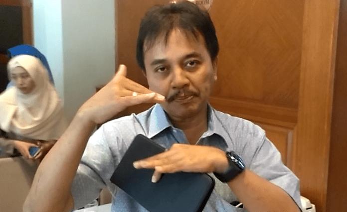 Roy Suryo (Foto: Gendon/Nusantaranews.co)
