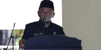 Bupati Sumenep Abuya Busyro Karim (Foto: Nusantaranews.co/Mahdi)