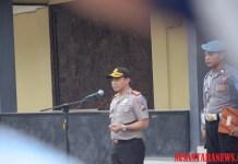 Kepala Kepolisian Resort Ponorogo, Jawa Timur yang baru, AKBP Radiant. (Foto: Muh Nurcholis/NusantaraNews)