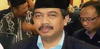Ketua Umum Federasi Minyak Gas Tambang Kimia Kesehatan dan Farmasi (MITAKIKEF) DPP K Sarbumi H Umrah M Thaib