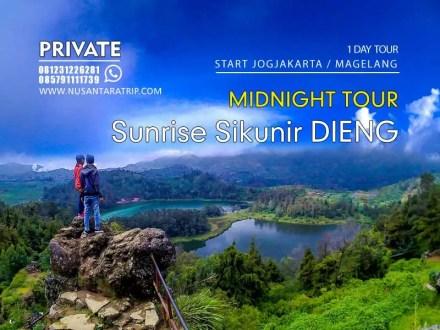 Paket Wisata Sunrise Sikunir Dieng