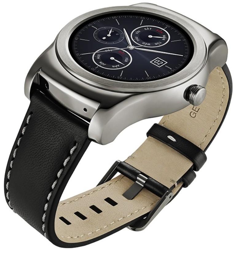 ساعة إل جي الذكية LG G Watch Urbane