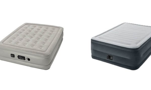 سرير أو فراش قابل للنفخ
