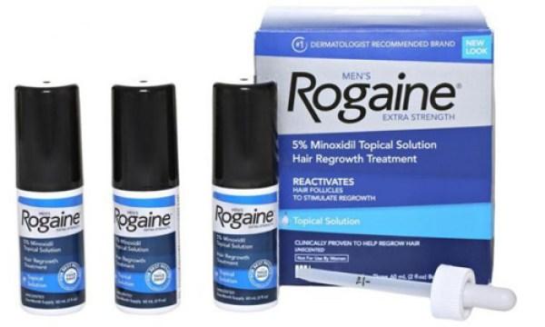 روجين لعلاج الشعر