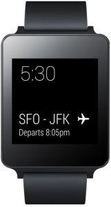 إل جي - ساعة جي W100