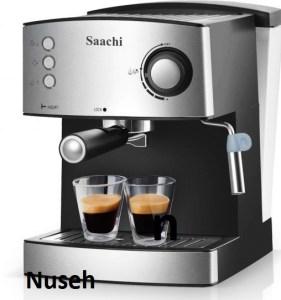 مراجعة الة صنع القهوة ساتشي 2019