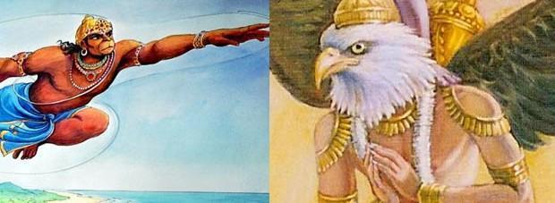 रामायण के किस्से कहानियाँ - भगवान श्रीराम जी के काल के वह लोग जो मनुष्य नहीं थे!, Ramayan ke kisse kahaniya- Bhagwan Shri Ram ji ke kaal ke woh log jo manushya nahi the
