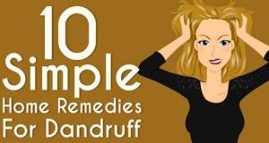 जानिये सिर की जूं का रामबाण घरेलू इलाज , Effective Home Remedy For Dandruff