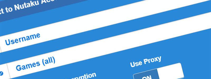 Image shows Nutaku Gold Hack website url