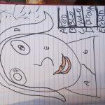 Daughter bright art idea (1)