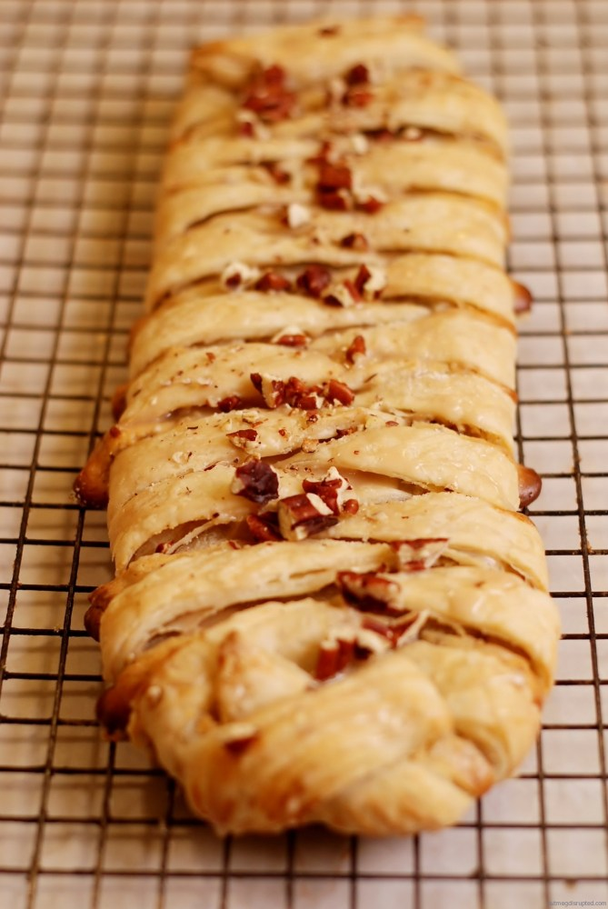 Maple Pecan Danish
