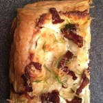 Fennel Onion Tart