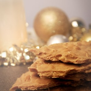 Peanut Butter Brittle from Nutmeg Disrutped