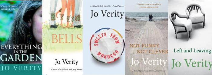 Jo Verity books